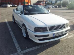Audi avo tuning
