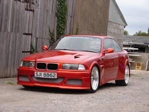 BMW e36 widebody