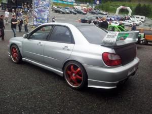 Subaru impreza tuning